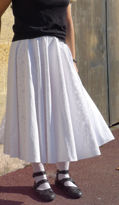 circle skirt sew along,casey,elegant musings,jupe qui tourne